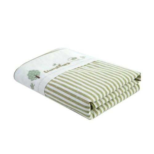 [60*80cm] Cute Bear Waterproof Reusable Pads Baby Crib Sheets, E
