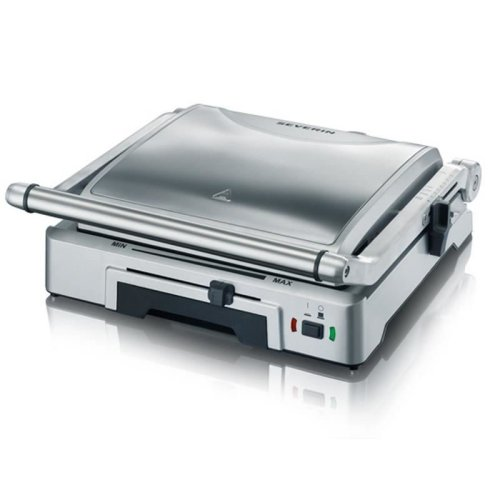 Severin KG2392 Automatic Grill - Stainless Steel