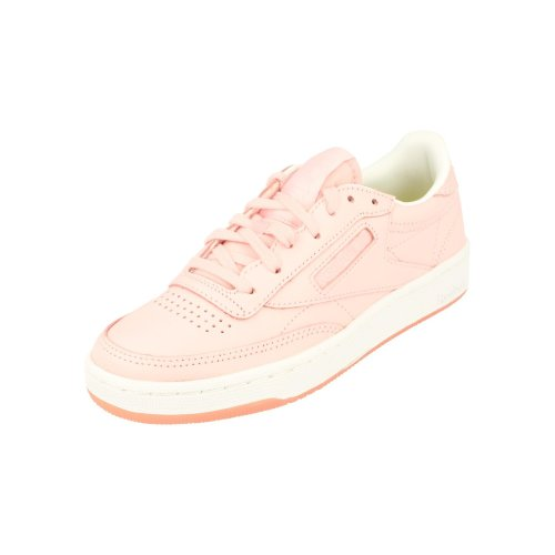 Reebok Classic Club C 85 Face Womens Trainers Sneakers