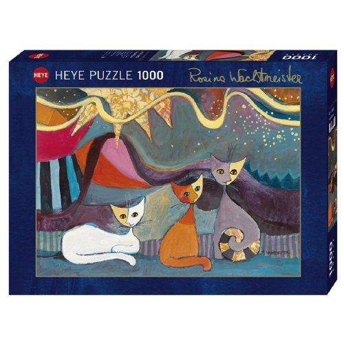1000 PC DOODLE SKULL HY29850-HEYE Puzzle