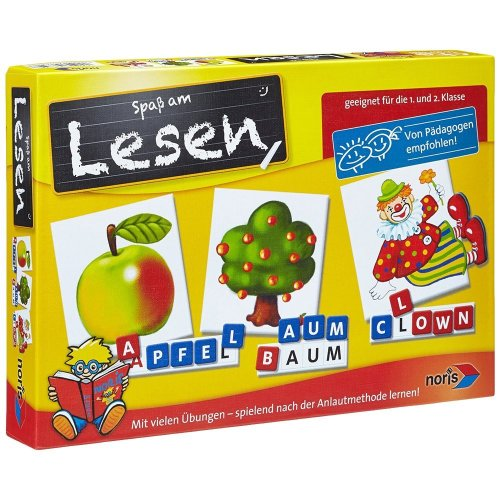 "noris ""Lesen Eductional game  (Multi-Color)"