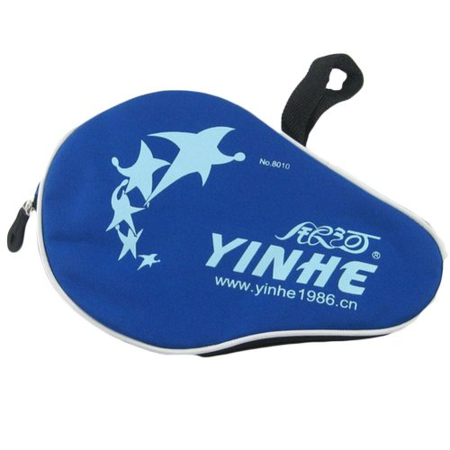Blue Table Tennis Bag Bat bag Table Tennis Cover