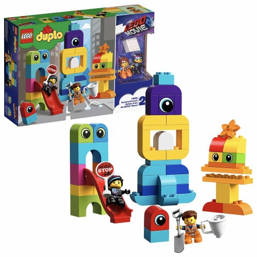 Lego Duplo 10895 Movie 2 On Onbuy