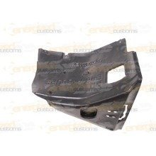 3 Series Coupe/cabrio E46 1998-2003 Front Wing Arch Liner Splashguard Left N/s