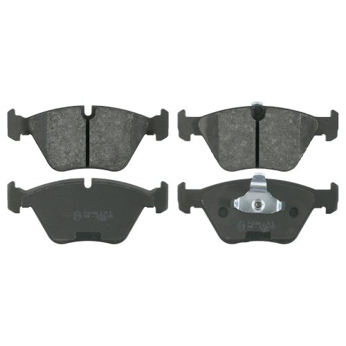 febi bilstein 16349 brake pads (Set of 4) (front axle)