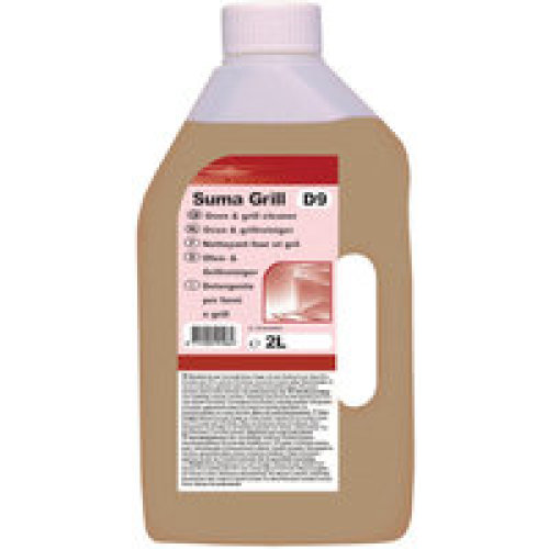 Diversey SUMA GRILL D9 2L W14 7010064
