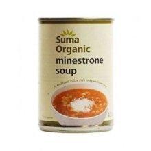 Suma - Org Minestrone Soup 400g