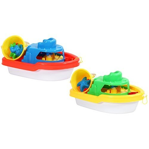 Water Sports Itza Sand Boat with Bucket