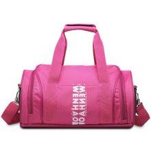 Practical Sport Bag Travel Bag Gym Duffel Bag Workout Bag for Men/Women, E