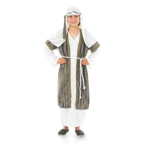 5f631cc7417d2 Kids Grey Shepherd Costume   Christmas on OnBuy
