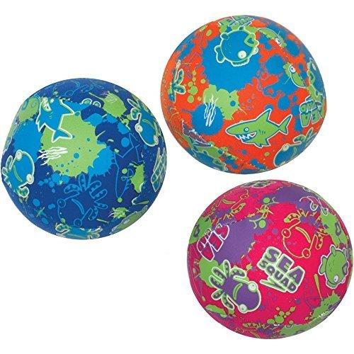 Speedo Kids Sea Squad Waterballs - Multi, One Size