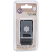 Sizzix Small Paper Punch By Tim Holtz-Hexagon
