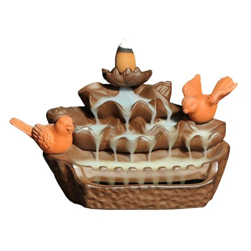 Incense Burner Holder Sticks Cone Holder Home Accessories