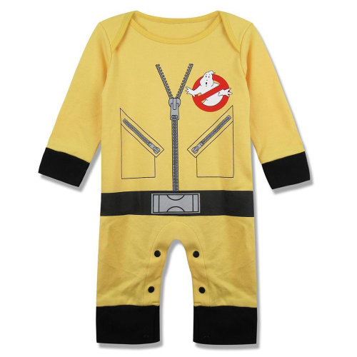 Ghostbusters-inspired Infant Superhero Costume