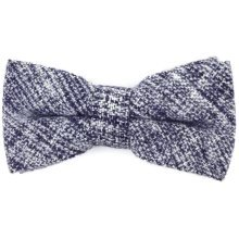 Dickie Bows Warm Handle Blue Country Shades Bow Tie