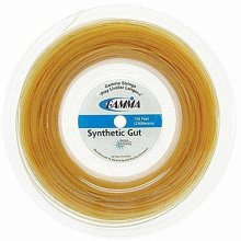 Gamma Sports 16g Synthetic Gut Tennis String Reel, 720, Gold