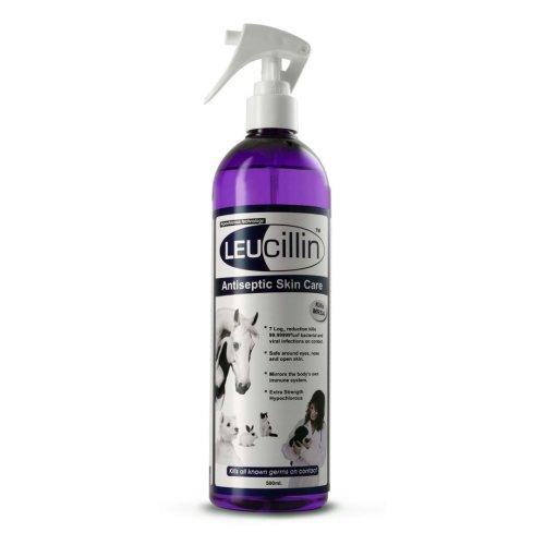 Leucillin Antiseptic Skin Care Spray 500ml