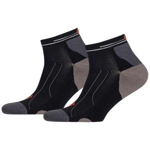 9d714e5bee41 Uk 2h-5 Black Puma Performance+r Medium Quarters Socks - puma performance  running midweight quarter cell socks mens ladies 1 pair powercell on OnBuy