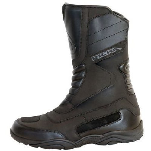 Richa Vapour Waterproof Leather Motorcycle Boots