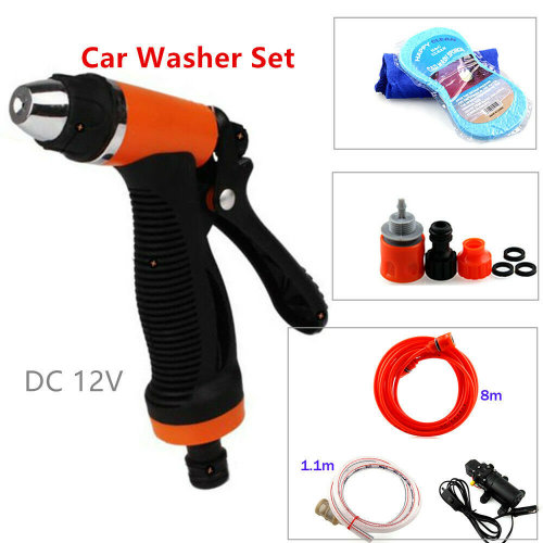 Water gun Pump Pressure Jet Spray Clean Motor Car Washer Save Water