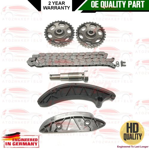 FOR MERCEDES CLS250 CDI C218 X218 OM651 DIESEL ENGINE TIMING CHAIN KIT BRAND NEW