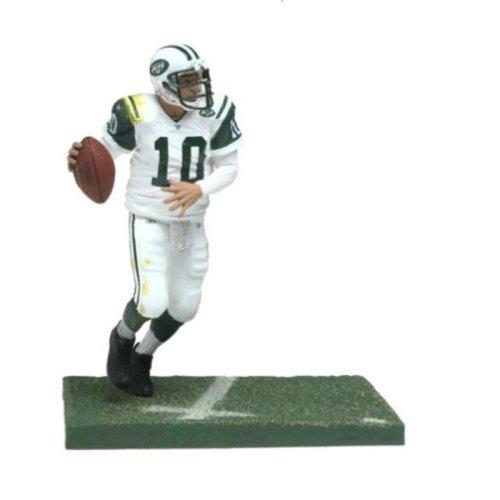 McFarlane Toys NFL Sports Picks Series 7 Action Figure Chad Pennington (New York Jets) White Jersey