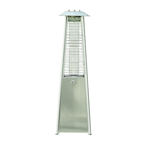 Outsunny 3kW Patio Heater | Stainless Steel Garden Heater