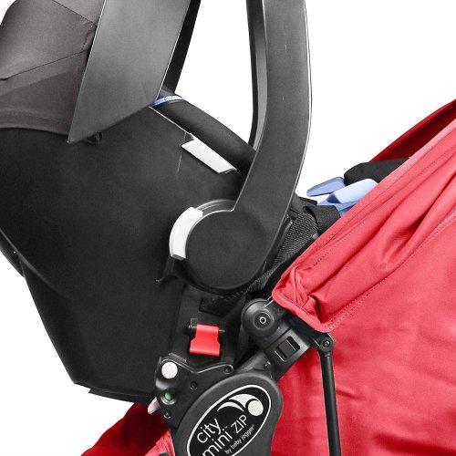 Baby Jogger Car Seat Adapters Zip - Black