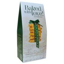 Baked with Love by Buiteman Gouda & Chive Cheese Biscuits (75g)