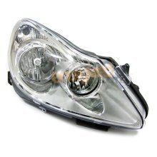 Vauxhall Corsa D Mk3 2006-2011 Headlight Headlamp Drivers Side Right