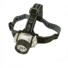 6 LED Krypton Head Light - Silverline 868718 Torch -  led krypton head light silverline 6 868718 torch