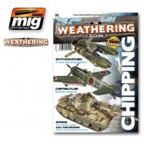 Weathering Magazine - Issue 3. Chippings