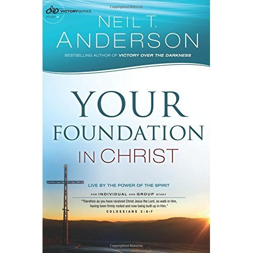 Your Foundation in Christ: Live By The Power Of The Spirit: Volume 3 (Victory)
