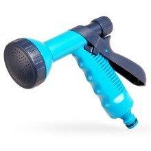 Garden Hose Plastic Soft Spray Gun Nozzle Hand Sprinlker