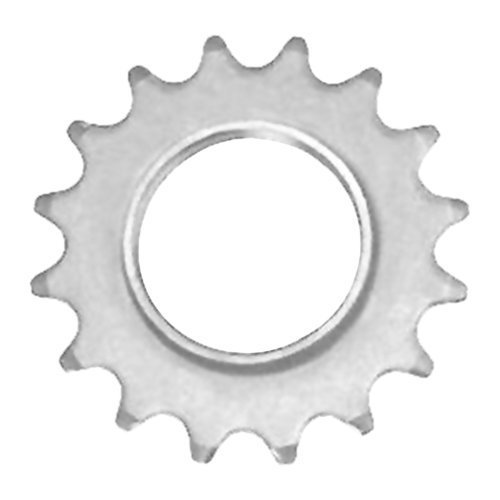 State Bicycle Fixed Gear Fixie Bike Cog Silver 14T