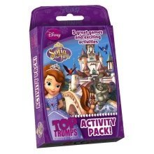 Sofia the First Top Trumps Activity Pack