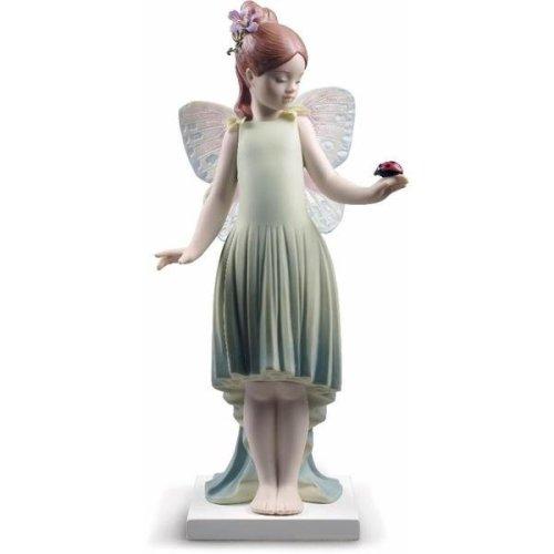 Lladro Childhood Fantasy Porcelain Figurine