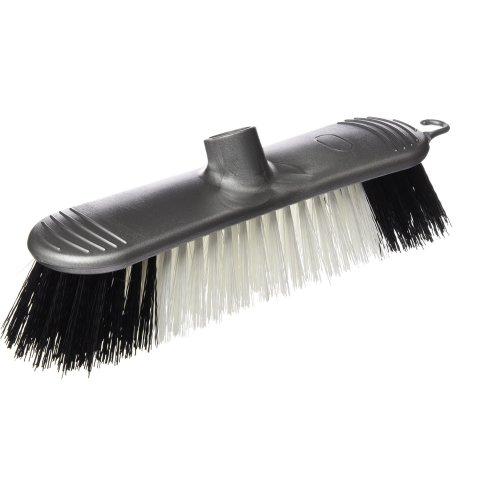 Addis Stiff Broom Head, Metallic