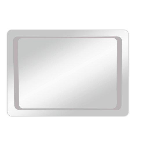 Homcom Bathroom Illuminated Mirror 120 Led Pad