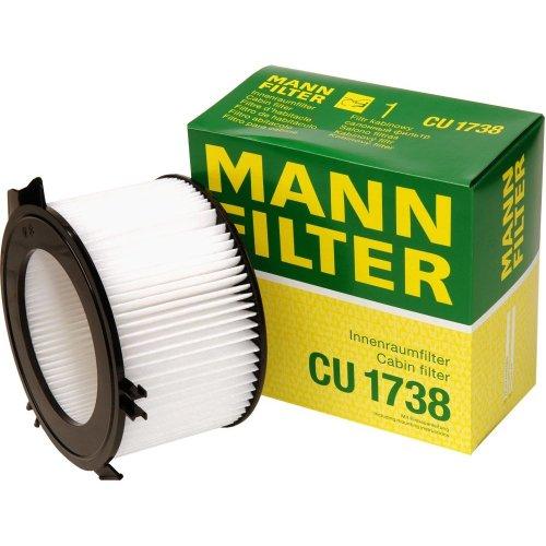 Mann Filter CU1738 Cabin Air Filter