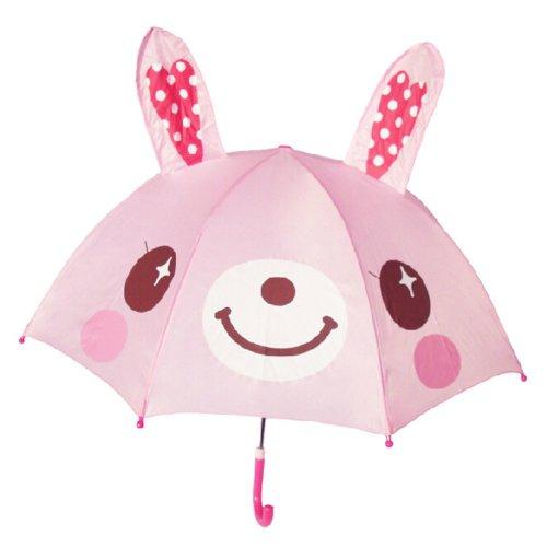 Cute Cartoon Creative Umbrella Kids' Umbrella RABBIT