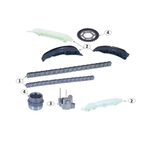 Bmw X3 2.0d/3.0d E83 2004-2015 Timing Chain Kit