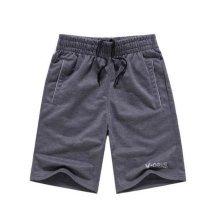 Quick-drying Pants Men Casual Boardshorts Holiday Loose Beach Shorts Dark Gray