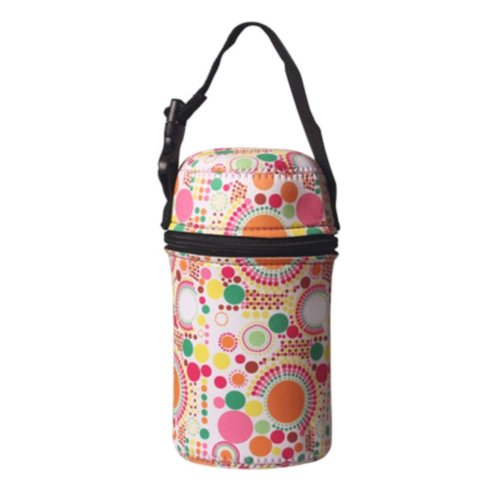 Practical Kids Bag Portable Stew Beaker Bag, c(10*18.5CM)