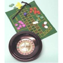 Roulette set - 25cm., 00609