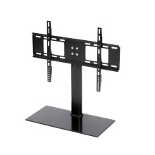 Universal TV Pedestal Stand | Tabletop TV Base