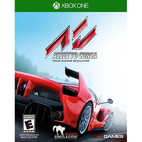 Assetto Corsa Xbox One Standard Edition