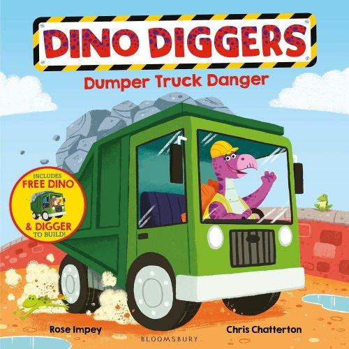 Dumper Truck Danger (Dino Diggers)