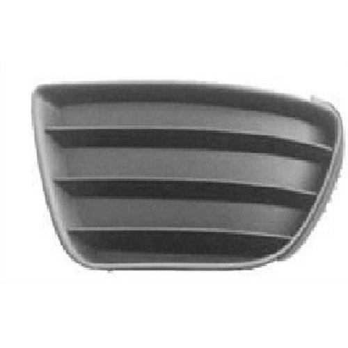 Fiat Punto 5 Door Hatchback  2003-2006 Front Bumper Grille Outer Section - No Lamp Holes (Standard Models) Passenger Side L