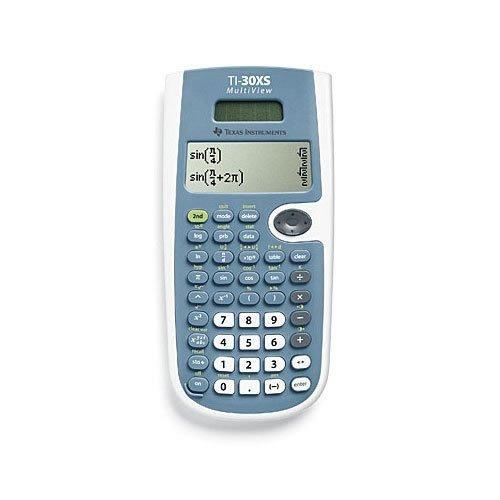 Texas Instruments Scientific Calculator with Multi-Line Display TI30XS